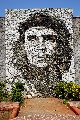 Mozaikowy portret Ernesto 'Che' Guevara